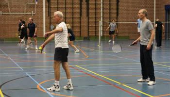 badminton toernooi