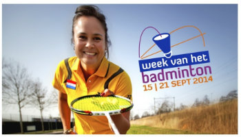 Week van de badminton